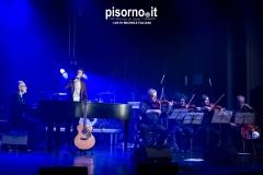 Paolo Vallesi e Oversea Orchestra live @ Teatro Puccini (Firenze, 23 Maggio 2019)