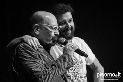 Paolo Vallesi e Walter Savelli live @ Teatro Puccini (Firenze, 23 Maggio 2019)
