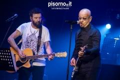 Paolo Vallesi e Enrico Ruggeri live @ Teatro Puccini (Firenze, 23 Maggio 2019)