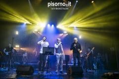 Paolo Vallesi, Marco Masini e Enrico Ruggeri live @ Teatro Puccini (Firenze, 23 Maggio 2019)