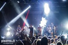 Pinguini Tattici Nucleari live @ Castiglioncello Festival 8 Agosto 2019