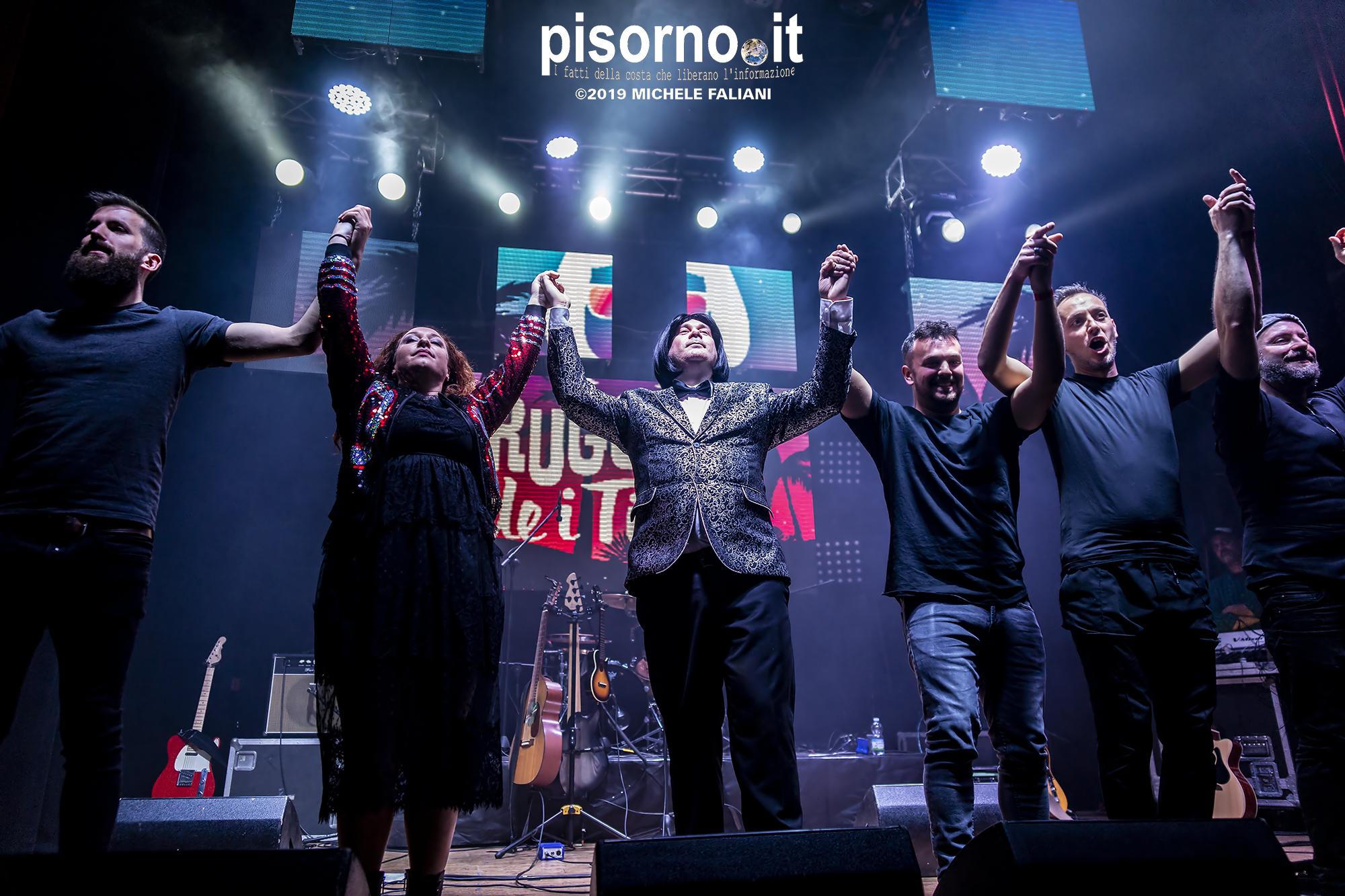 Ruggero de I Timidi live @ The Cage Theatre (Livorno, 23 Marzo 2019)
