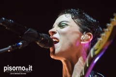 St. Vincent live @ Mojotic (Sestri Levante, July 7th 2015)