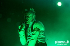 The Prodigy live @ ModiglianiForum (Livorno, Italy), Nov. 30th 2018