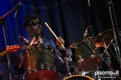 Tony Allen live @ Lumière (Pisa, October 12th 2019)