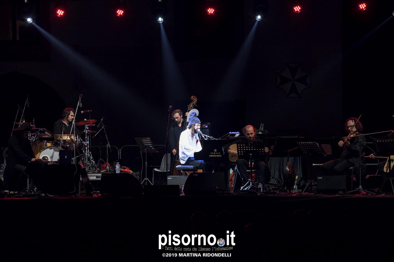 Vinicio Capossela live @ Numeri Primi Pisa Festival (Pisa, Italy, 8 Luglio 2019)