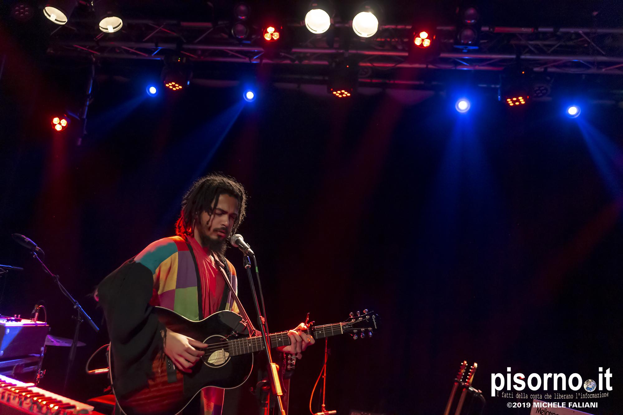 Yves Jarvis live @ Locomotiv (Bologna, Italy, November 14th 2019)